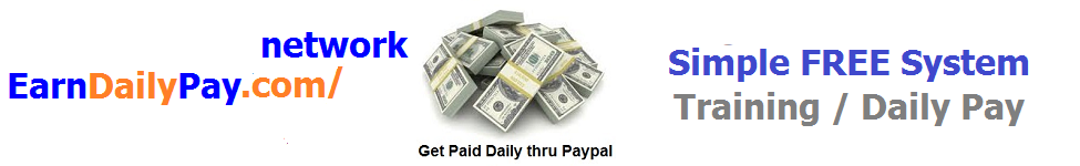 EarnDailyPay Coupons & Promo codes