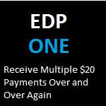 EDP One 150 X 150 LIGHT BLUE